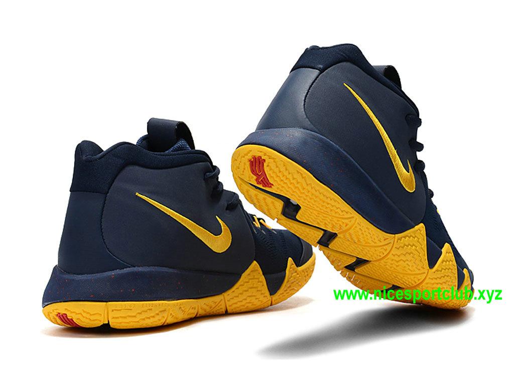 Pour Promot Chaussures Basketball Nike Kyrie 4 Id Homme Prix Pas Cher Bleujaune Vqlxrzix-160942-7525555