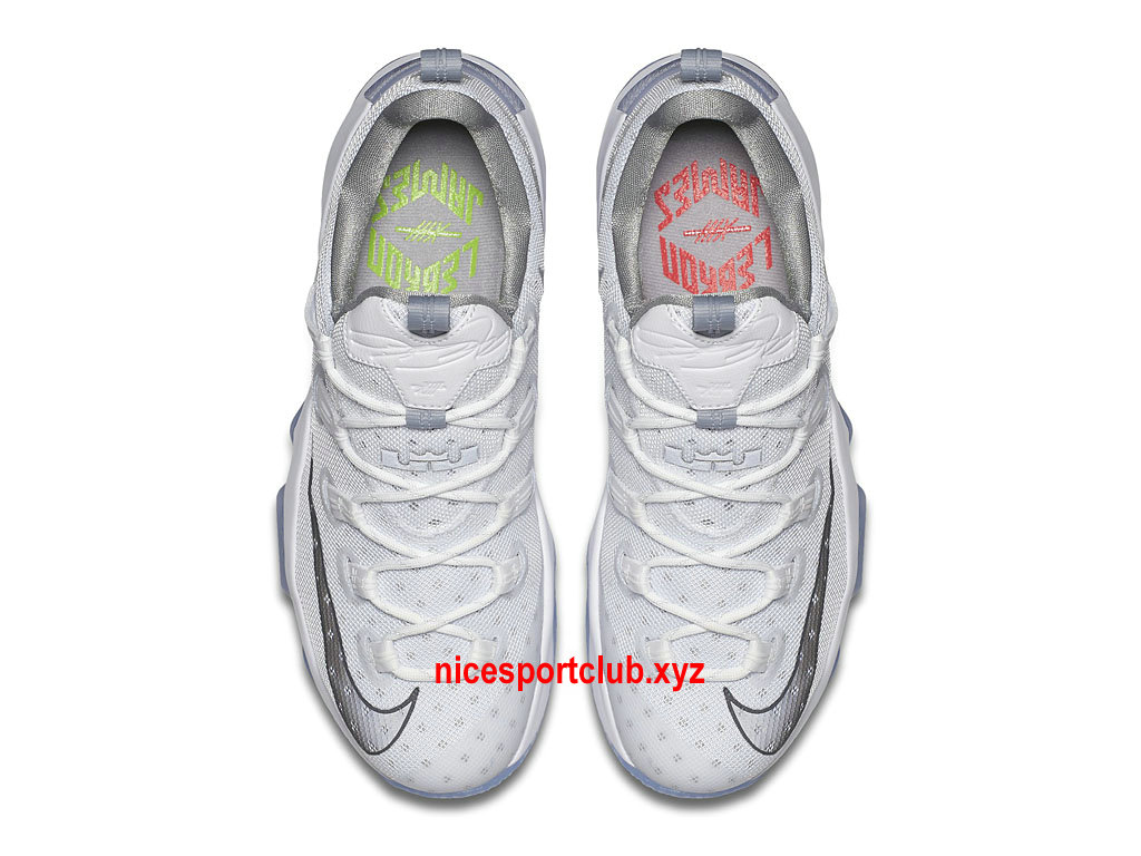 official supplier nice cheap official site coupon for lebron 13 low gris blanc 80f03 4e4a3