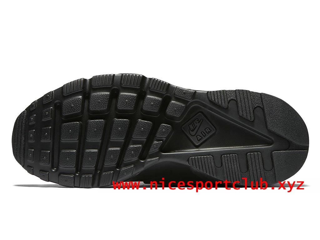 Chaussures Homme Nike Air Huarache Ultra Prix Pas Cher Nice Sport Club Noir 819685_002