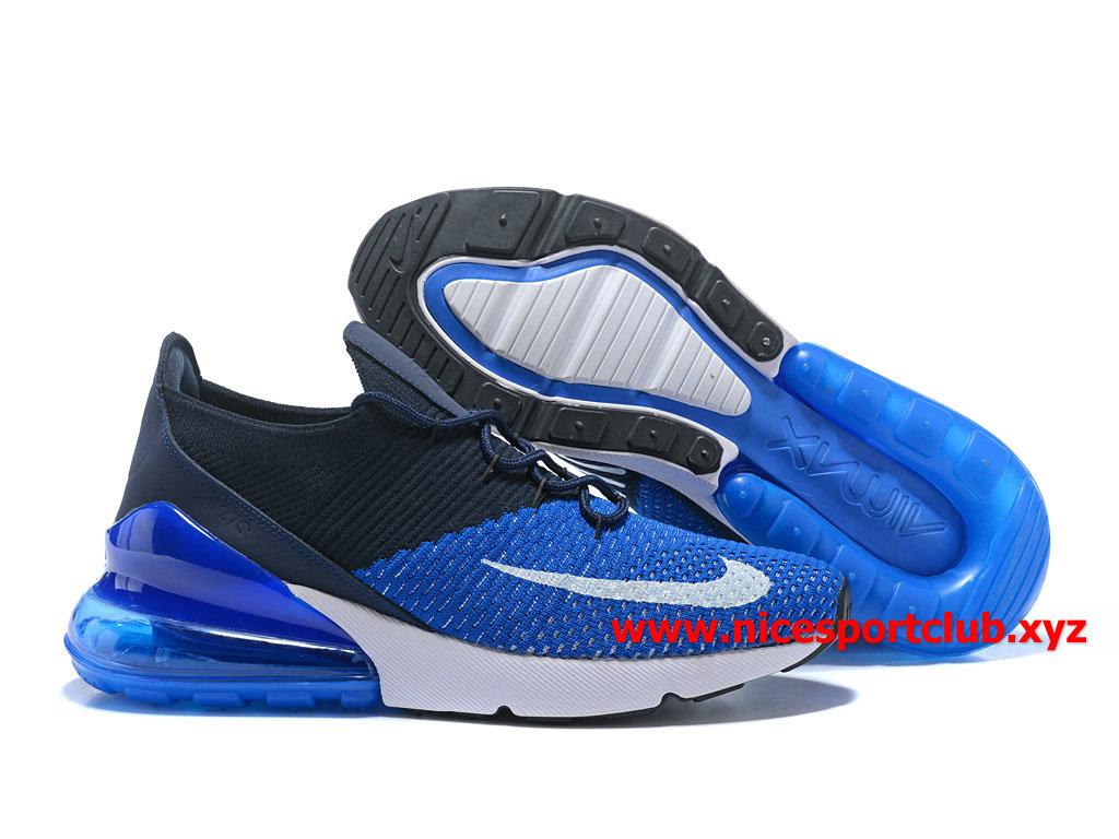 air max 270 bleu et noir homme