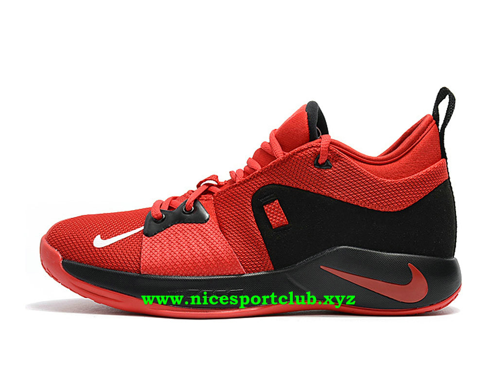 chaussure hommes nike rouge