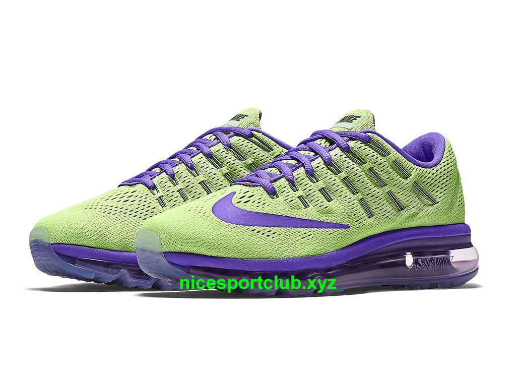pretty nice 3d1c7 13321 where can i buy chaussures nike air max 2016 prix pas cher pour femme vert  pourpre