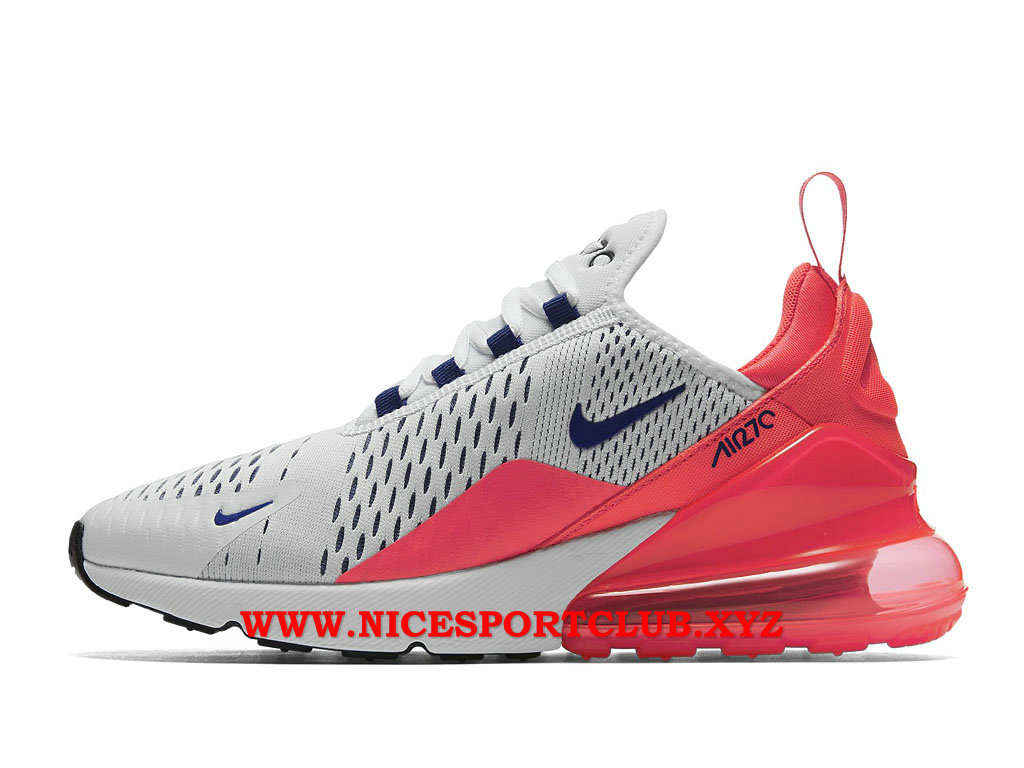 air max 270 rose et grise