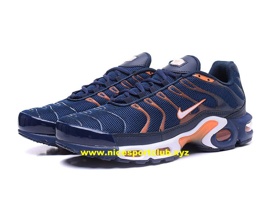 nike air max tn orange bleu