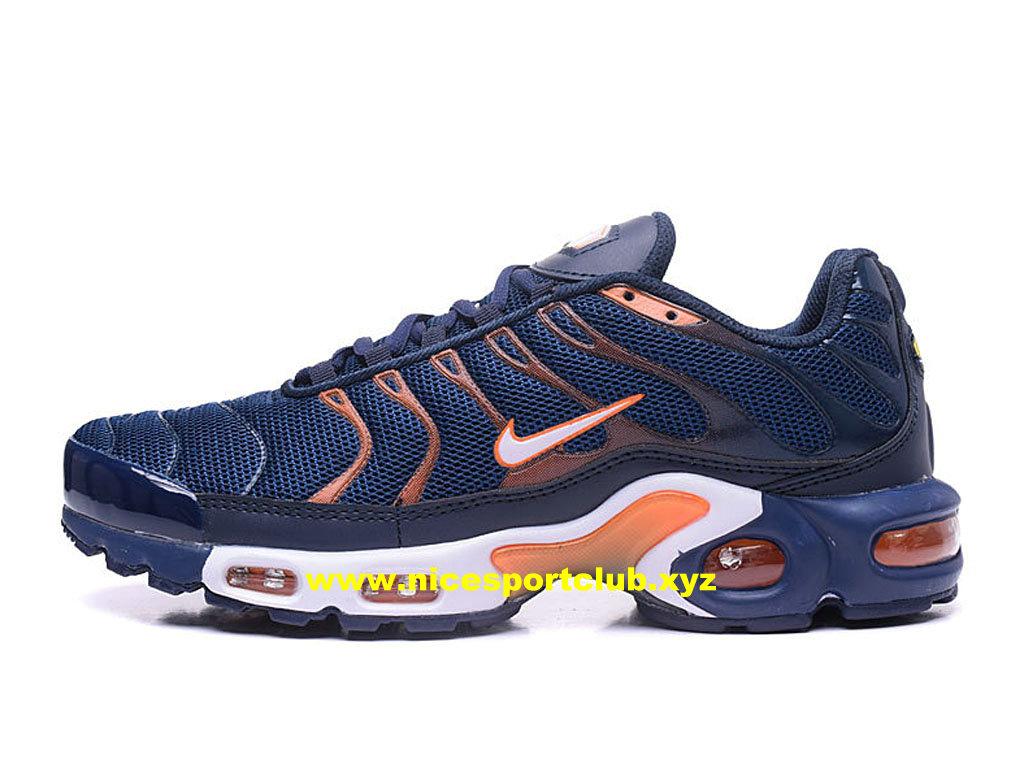 air max tn orange bleu
