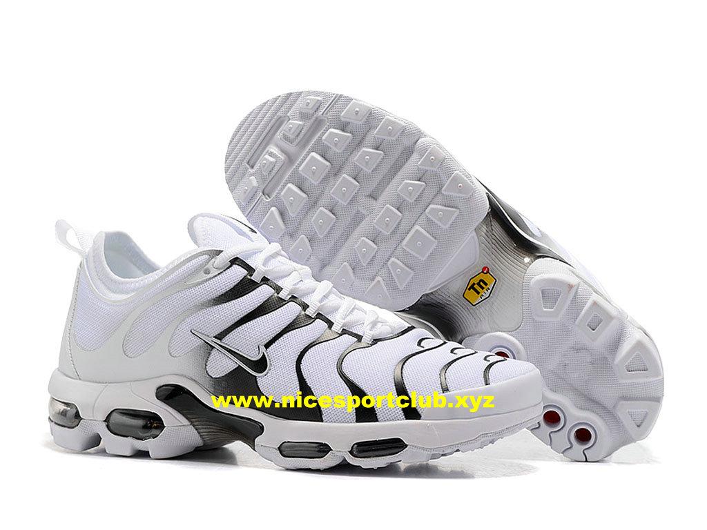 Chaussures Nike Air Max Plus TN Homme Prix Pas Cher NoirBlanc 903827_A011