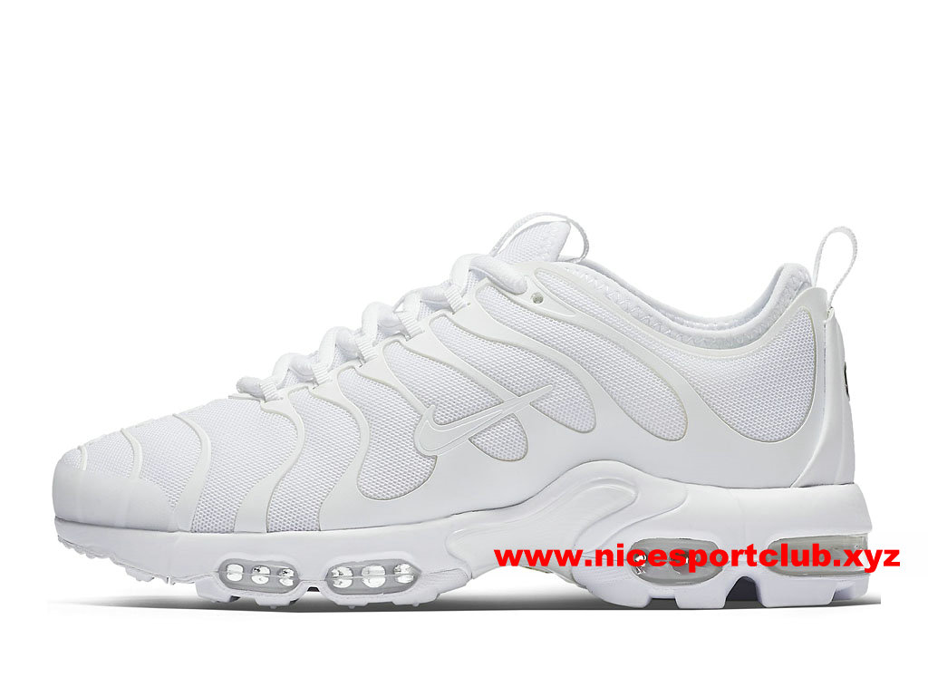nike air max plus tn blanc