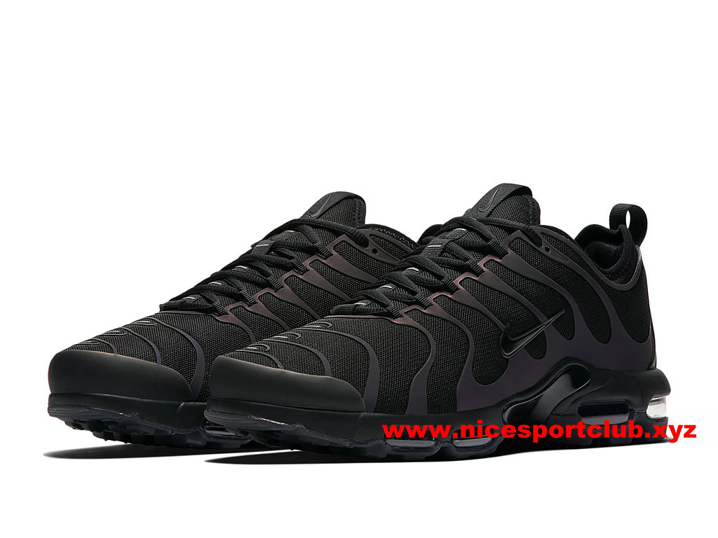 Chaussures Nike Air Max Plus TN Ultra Prix Homme Pas Cher NOir 898015_002