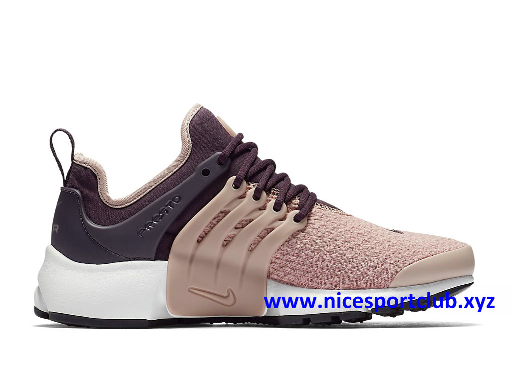 size 40 94ae3 22e60 official store chaussures nike air presto femme pas cher prix rose brun  878068604 6edf8 d486a