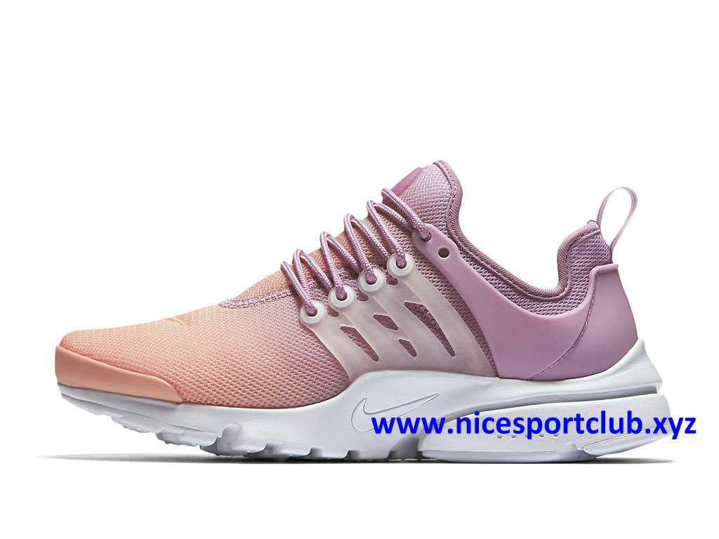 Chaussures De Running Femme Nike Air Presto Pas Cher Prix En