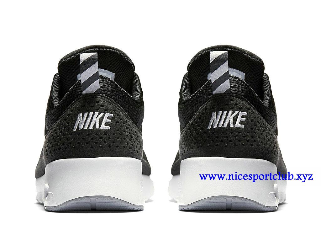 Chaussures Nike Wmns Air Max Thea Prix Femme Pas Cher Noir