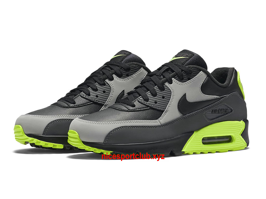 Chaussures Running Nike Air Max 90 Leather Prix Homme Pas