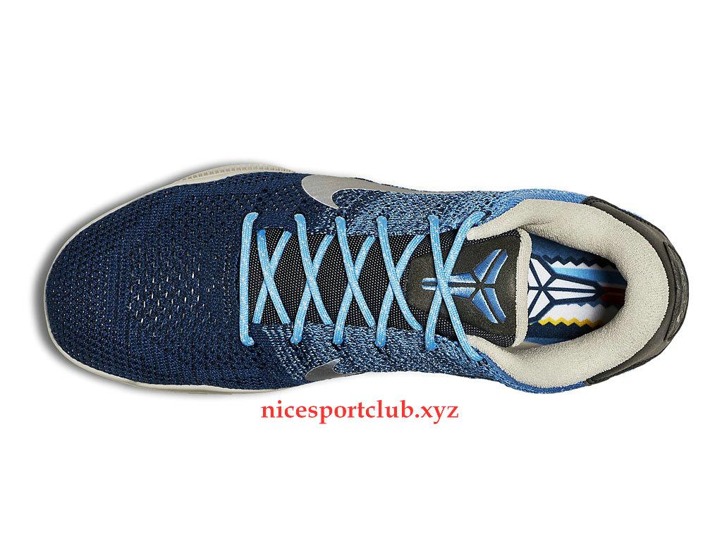 498bd937668 ... closeout kobe bryant basketball de nike kobe 11 elite low brave blue pas  cher pour homme