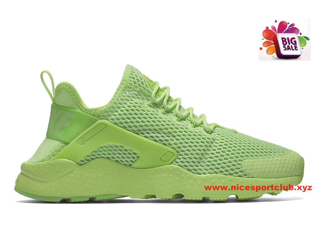 Nike Air Huarache Ultra Breathe Femme Pas Cher Vert 833292_300