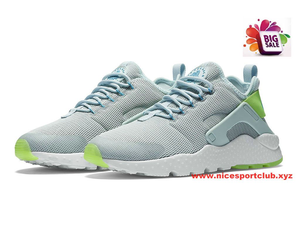 separation shoes 99161 b00bf ... italy nike air huarache ultra femme pas cher gris vert blanc 819151301  30bd1 31c36