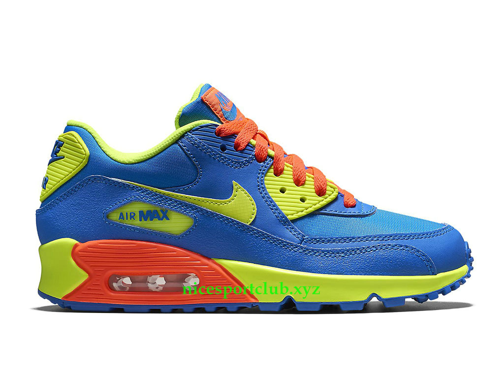 Nike Air Max 90 Prix Chaussures Running Pas Cher Pour Femme