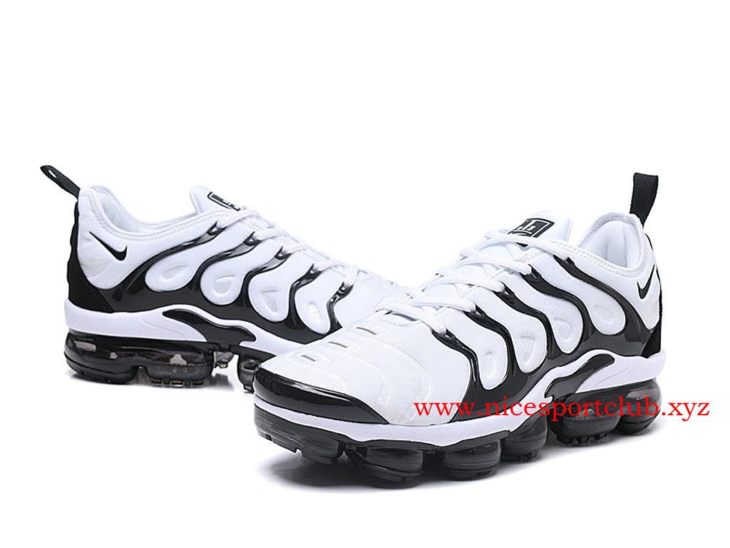 newest abe06 8154f ... netherlands nike air vapormax plus chaussures pas cher price pour homme  blanc noir 924453id004 6326b c1401