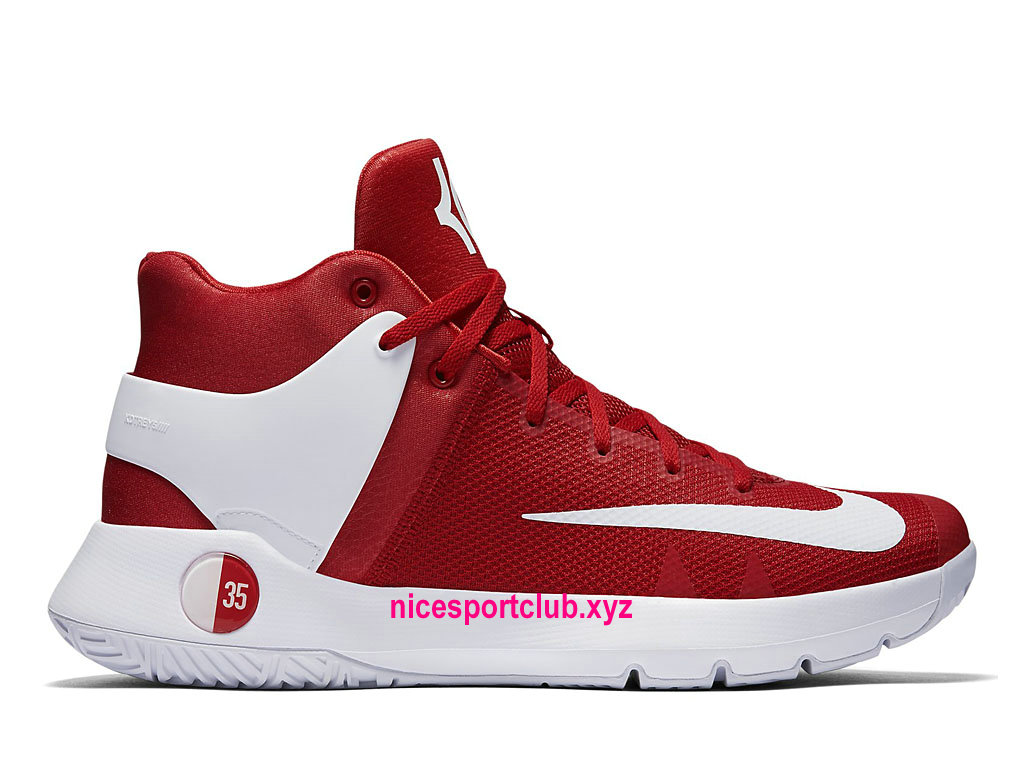 buy popular 2f68f 4a6ad ... italy nike kd trey 5 iv team prix chaussures de basketball pas cher  pour homme rouge