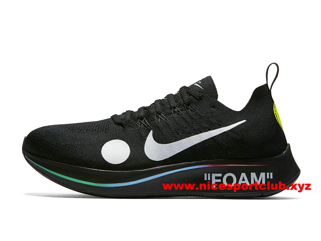 Off White x Nike Zoom Fly Mercurial Flyknit Chaussures De