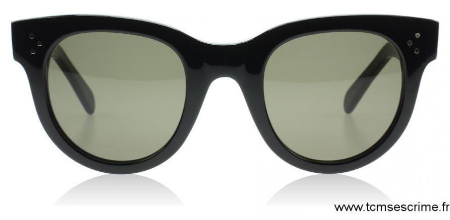 02e06789f87 lunette de Celine Paris vogue